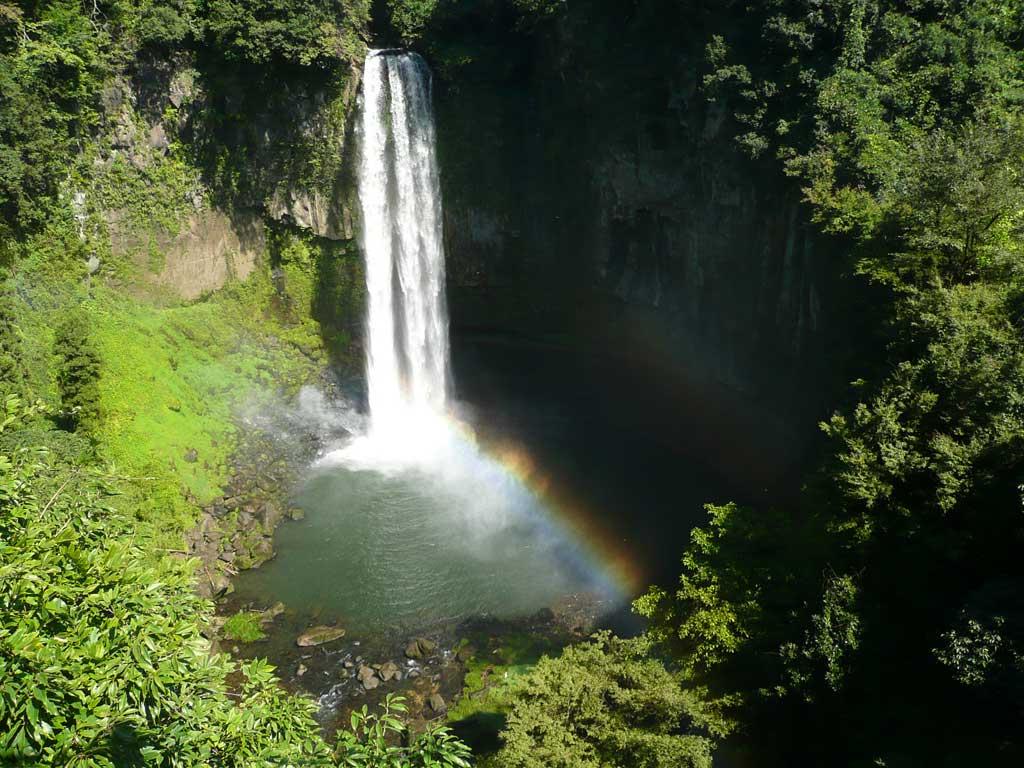 五老の滝(熊本県山都町)