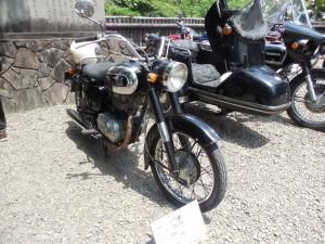 メグロSG 250CCです。