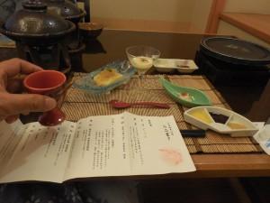 川幸・海幸の夕食