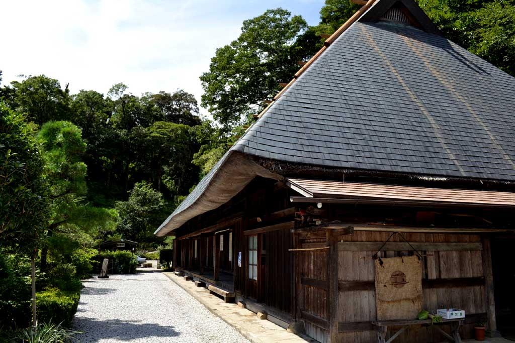 鶴富屋敷(椎葉村)