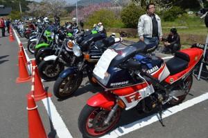 YamahaのFZ750