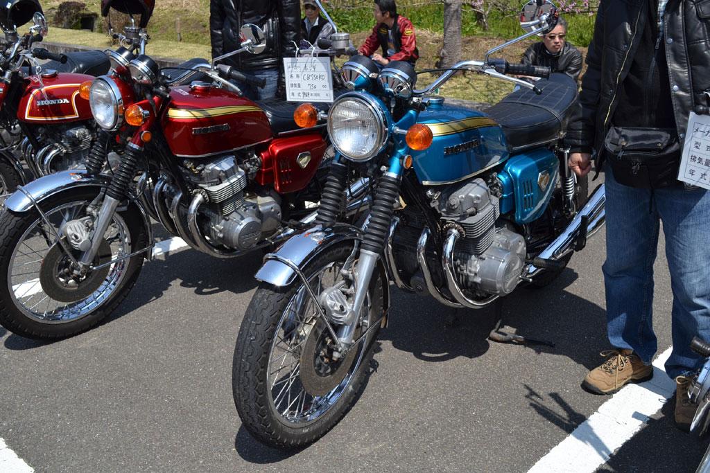 初代 Honda CB750 K0