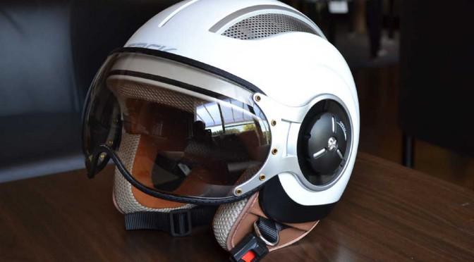 涼しい夏用ヘルメット