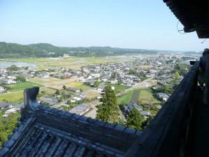 綾城から宮崎方面