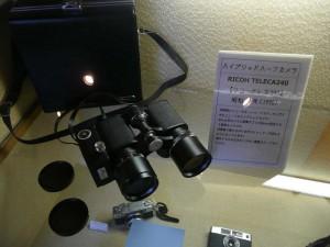 双眼鏡連動カメラ