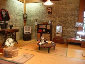 昭和の居間(茶の間)