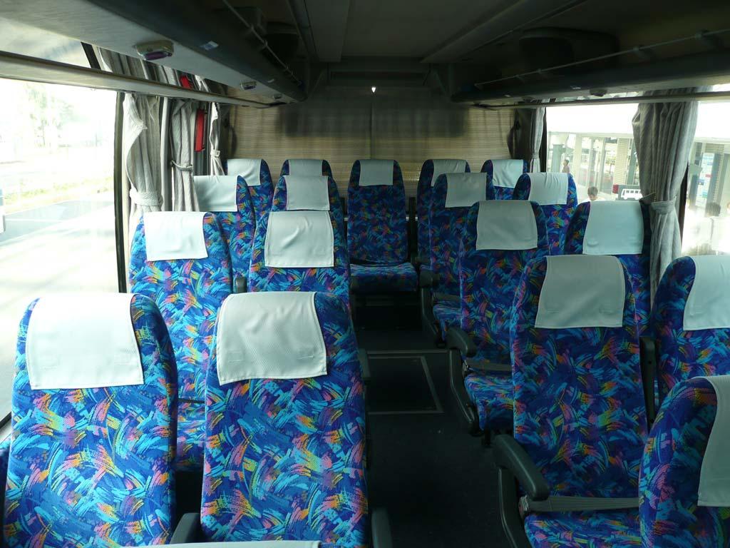 席割対象の4列シート