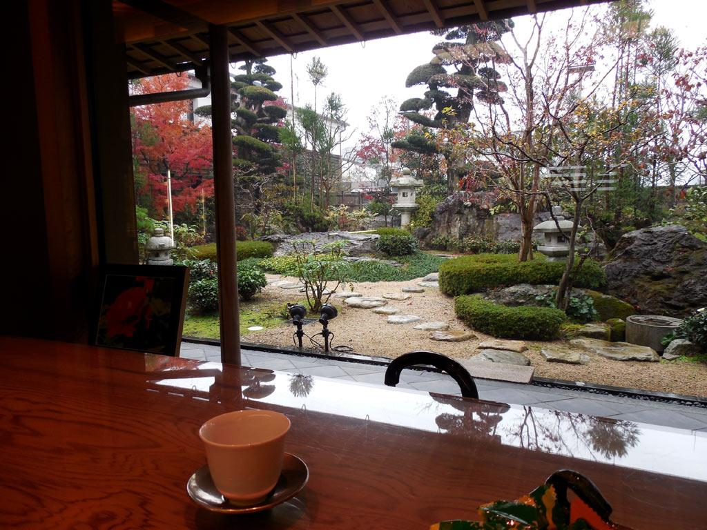 室園銘茶の庭園